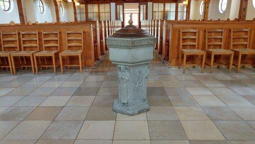 Taufgottesdienst in Sankt Martin