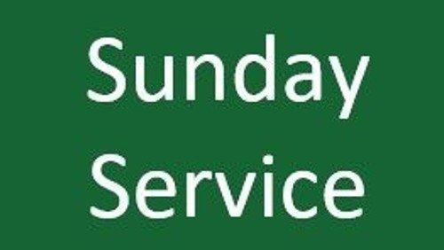 Sunday Worship (Live Stream)