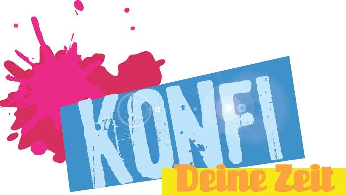 Konfi-Unterricht- Konfi-Probe in der Franziskanerkirche und in Owingen