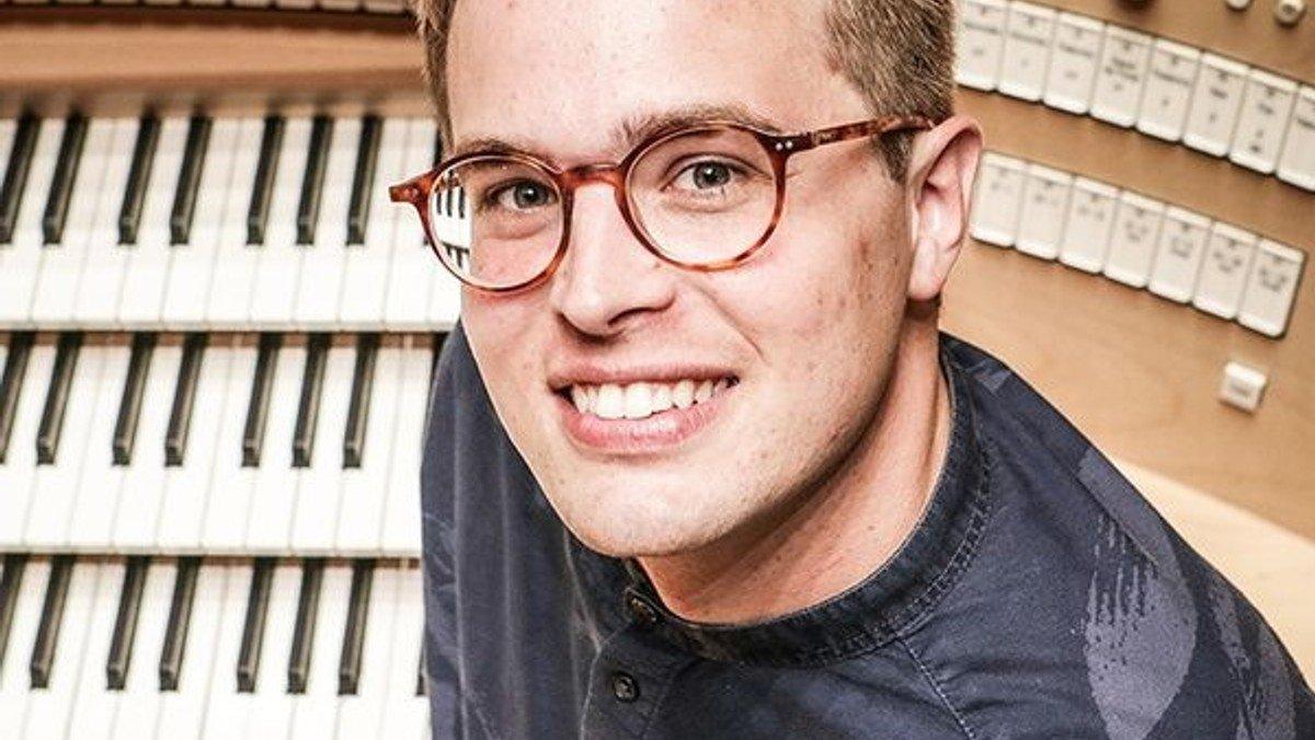 Orgelkoncert v. Jonas Hellsøe Nielsen