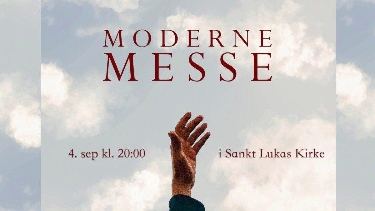 Moderne Messe på dansk
