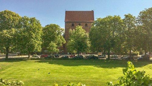 Open-Air-Gottesdienst mit Posaunenchor zum Sonntag Kantate
