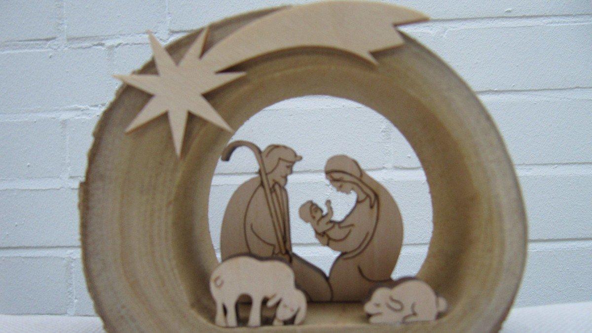 Lektorinnen-Gottesdienst zum 4. Advent in der Dorfkirche Britz
