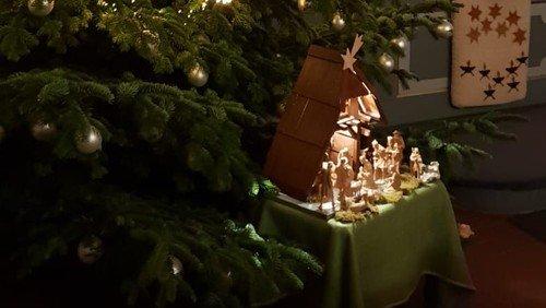 ENTFÄLLT!! Gottesdienst  zum 1. Weihnachtstag in Lübars
