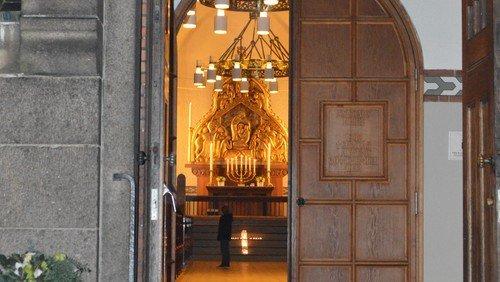 Walk- in samtale med sognepræsten