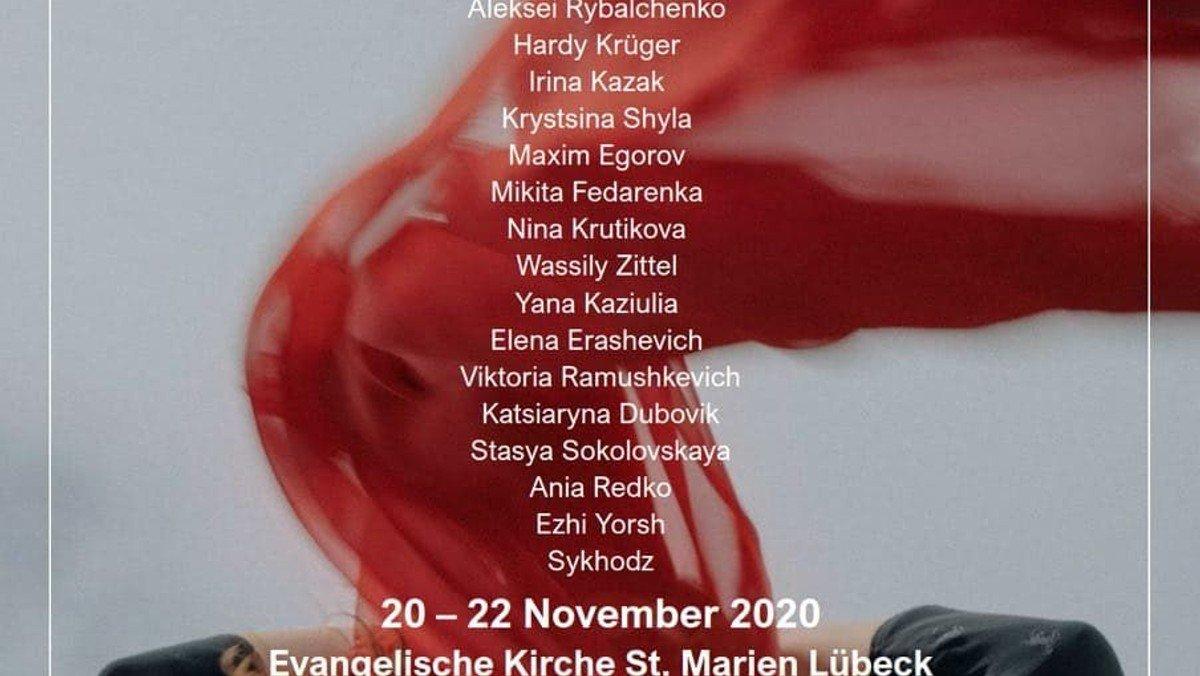 Für die Freiheit: Junge Künstler aus Belarus - Gruppenausstellung