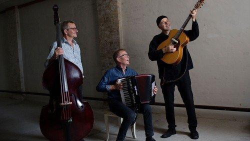Koncert med Christian Søgaard Trio