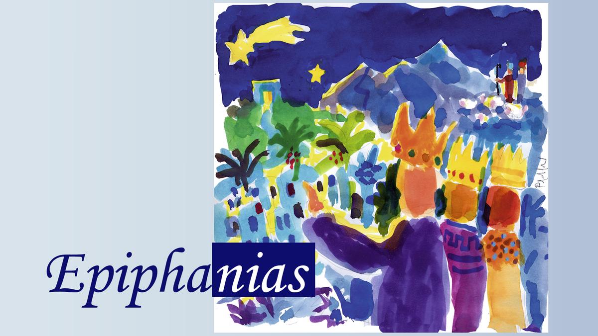Epiphanias mit unseren Kita-Kindern