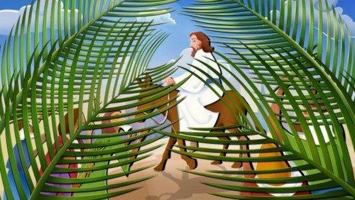 Højmesse v/ES - Palmesøndag