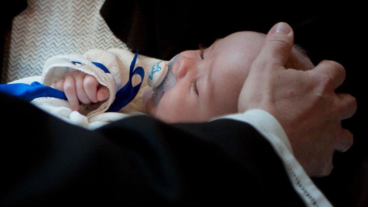 Dåbsgudstjeneste ved Mogens Funder Larsen