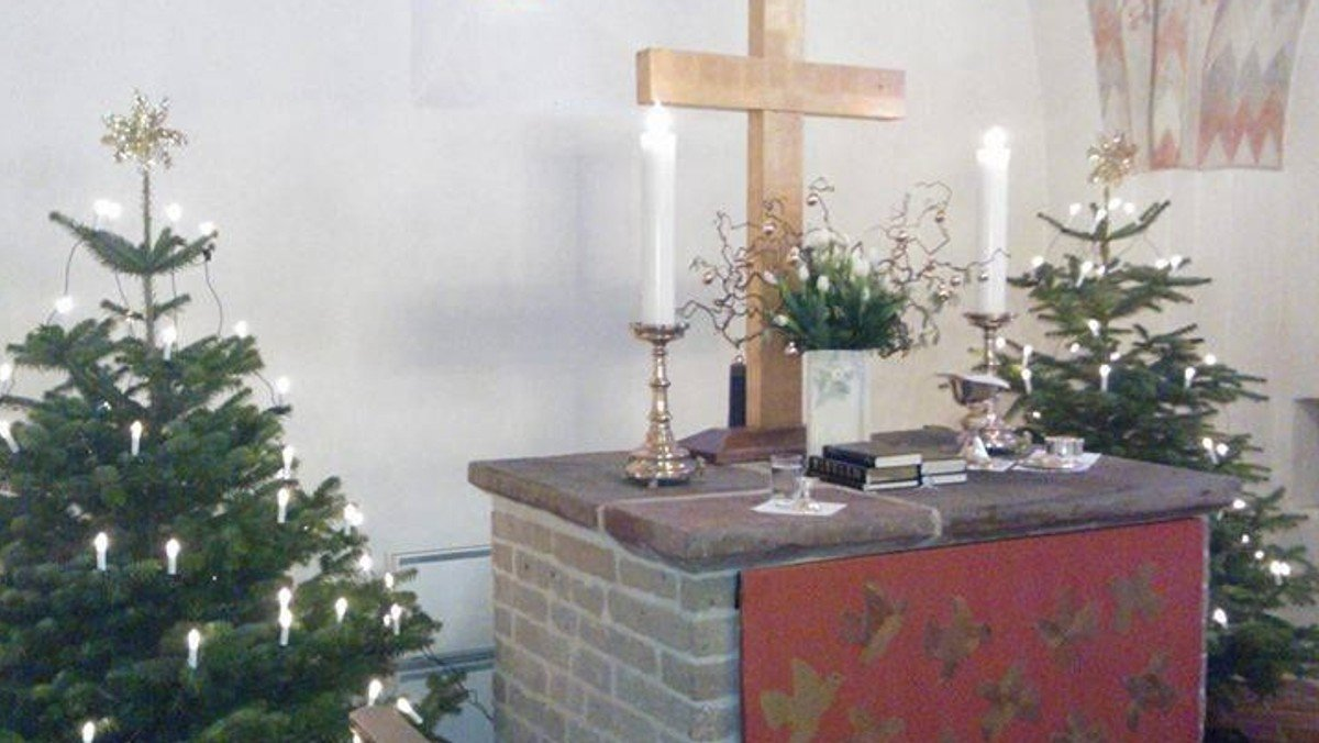 Juleaftensgudstjeneste Alslev