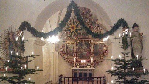 Juleaftensgudstjeneste Janderup