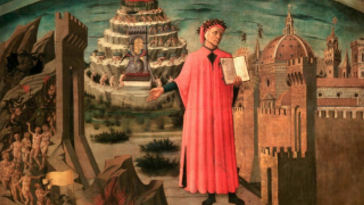 Dantes Guddommelige Komedie