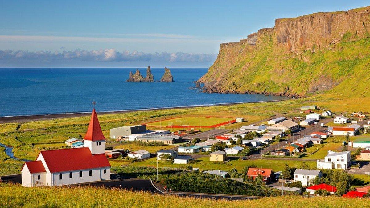 Udsat: Island – Ø-riget i Atlanten