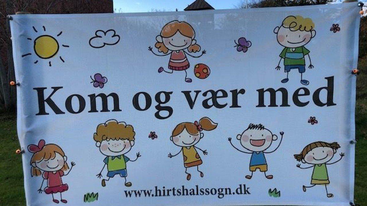 Børnekirke udendørs