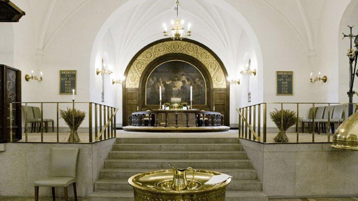 Gudstjeneste - St. Bededag