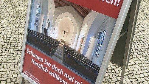 Offene Kirche bis 17.00 Uhr