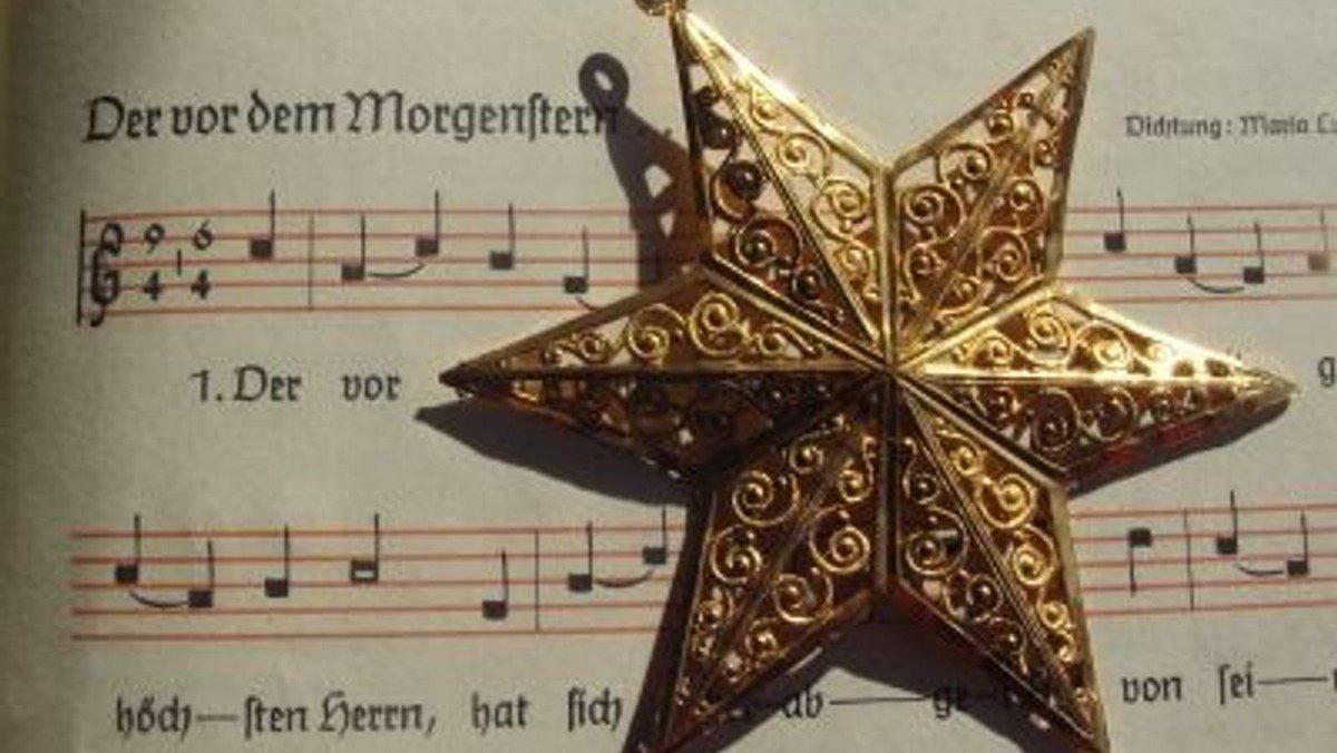 Fällt aus wegen Infektionsschutz: Musik und Texte zur Weihnacht