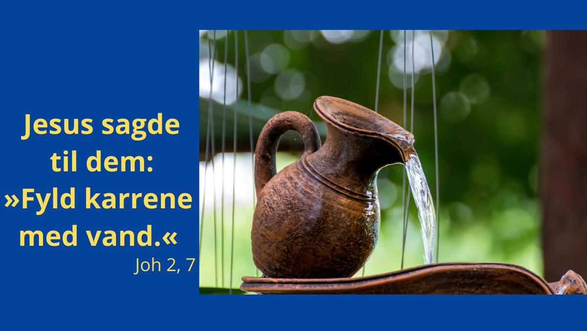 Gudstjeneste - 2 søndag efter Helligtrekonger