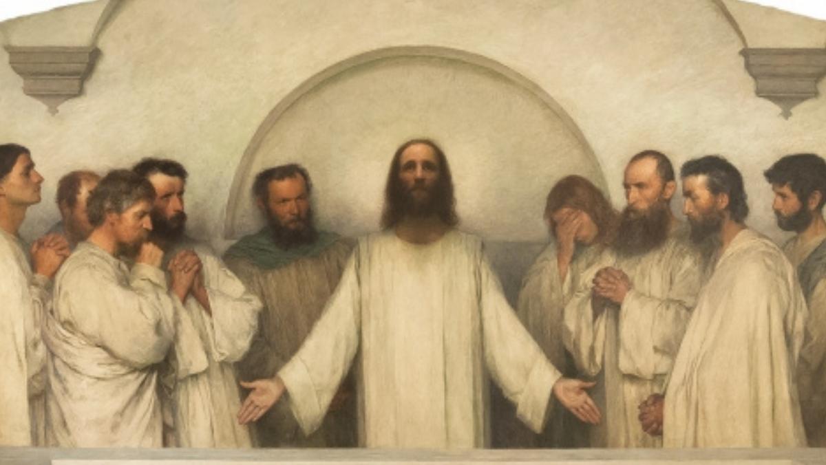 Gudstjeneste - 6. søndag e påske
