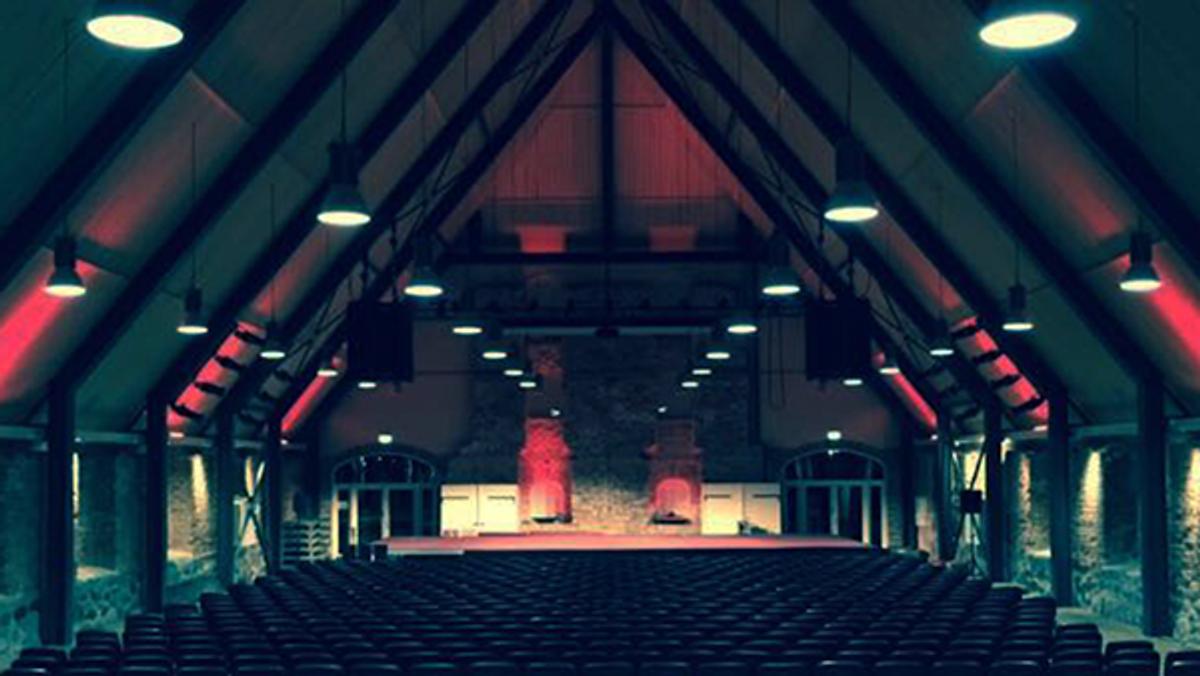 Gram Kirke: Gudstjeneste v. Gjesing kl. 14.00  i Den Holstenske Lade