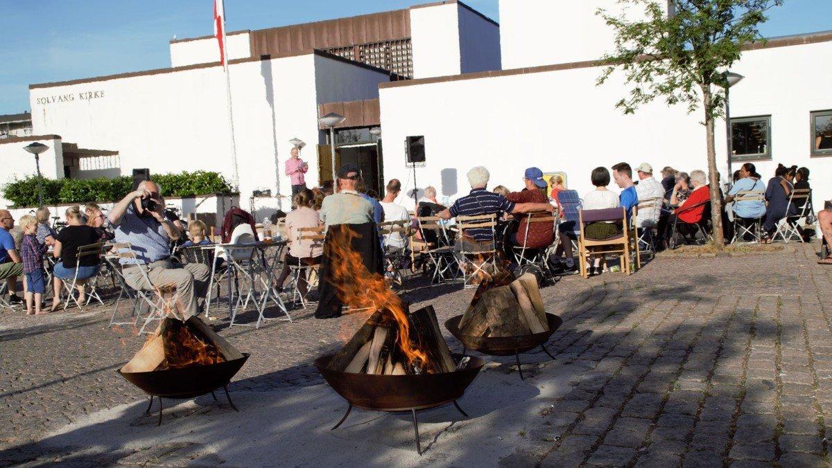 Sankt Hans Fest i Solvang