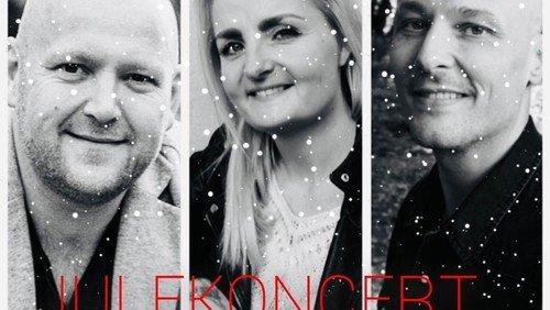Aftenkoncert Anja & co. synger julen ind
