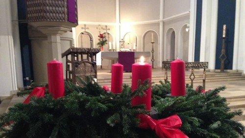 Gottesdienst - 1. Advent