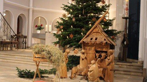 Familiengottesdienst mit Krippenspiel an Heiligabend