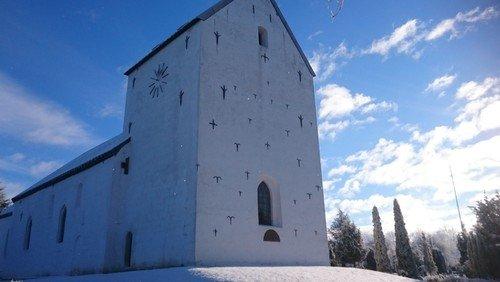 Morgengudstjeneste i Nørre Snede kirke
