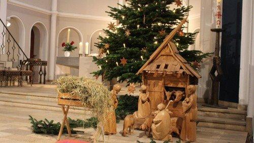 OPEN-AIR Christmette an Heiligabend