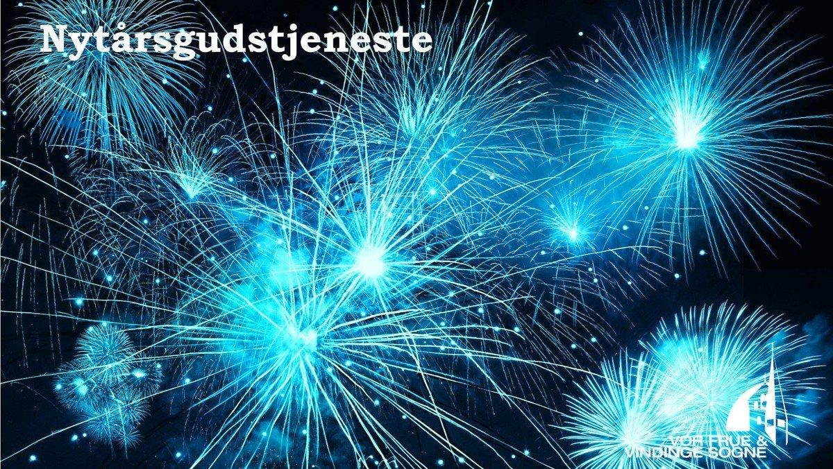 AFLYST - Nytårsdagsgudstjeneste i Vindinge
