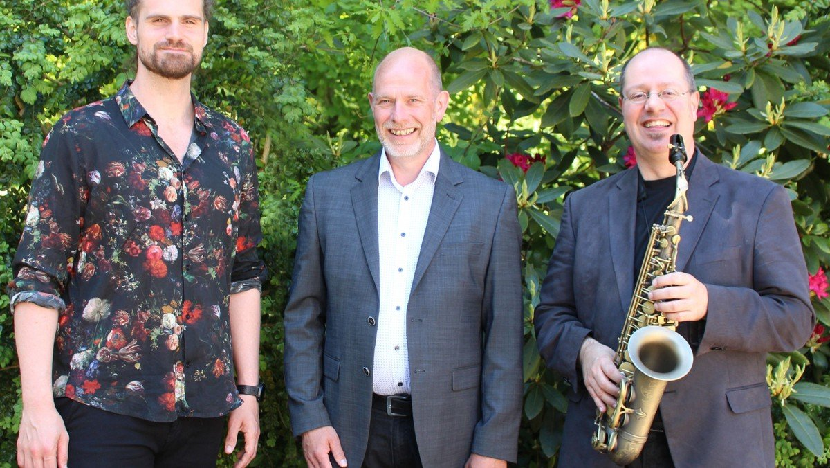 Nytårskoncert med Ole Sloth Trio