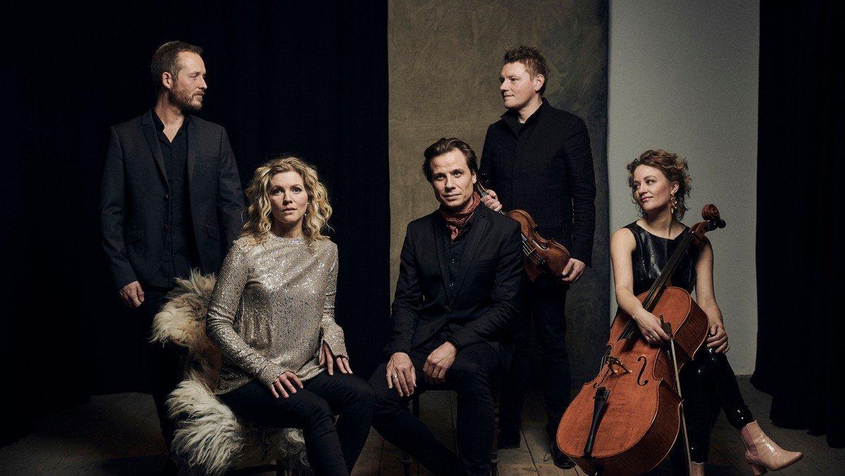 FLYTTET TIL ANDEN DATO : Helene Blum & Harald Haugaard Band