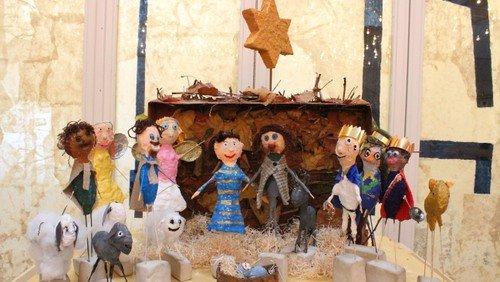 4 julegudstjenester for Skæring Skole