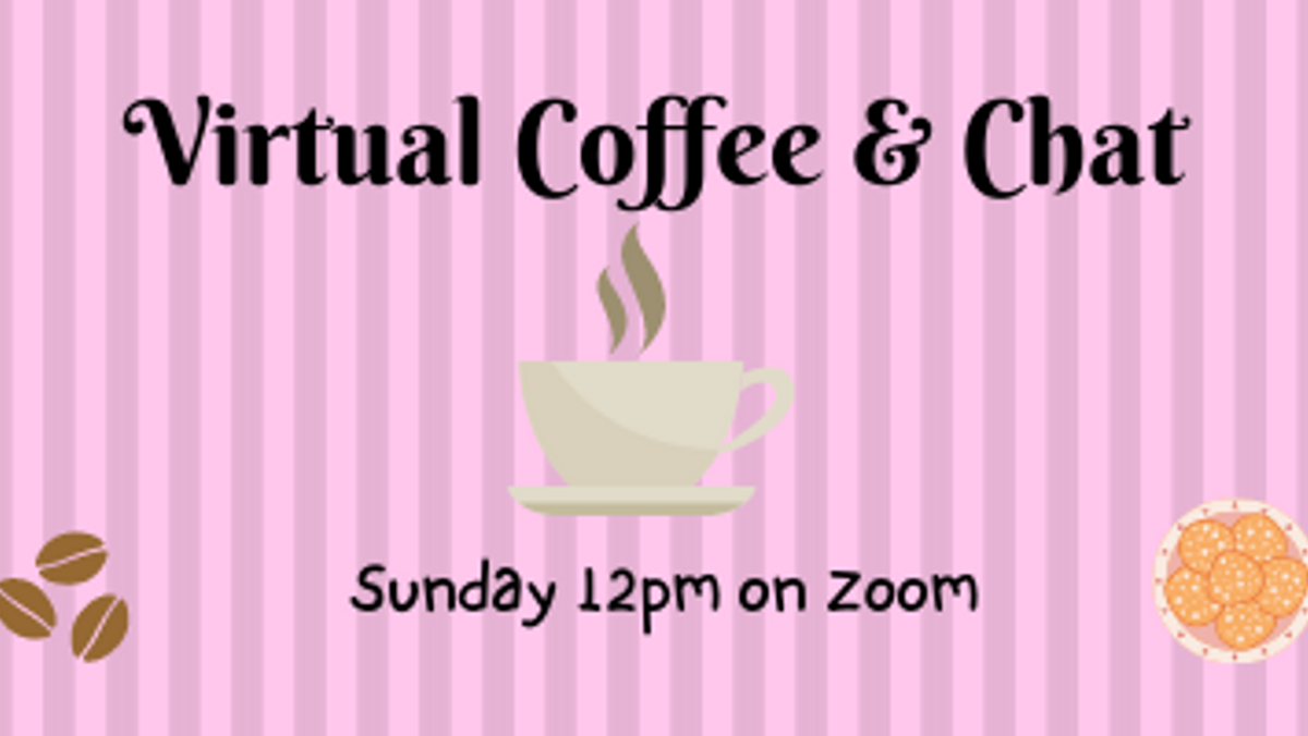 Virtual Coffee & Chat