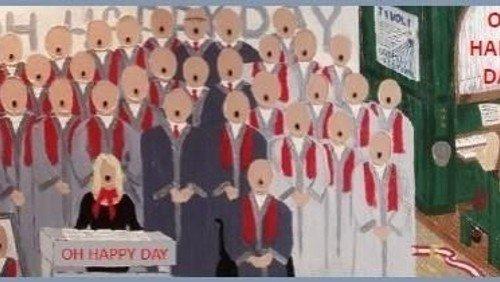 Julekoncert med Oh Happy Day koret