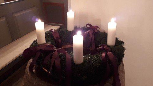 Julegudstjeneste i Vipperødhallen