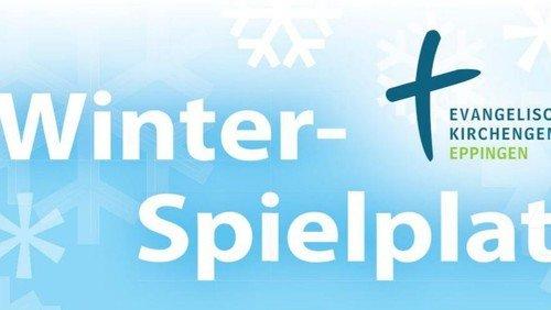 Winterspielplatz Workshop
