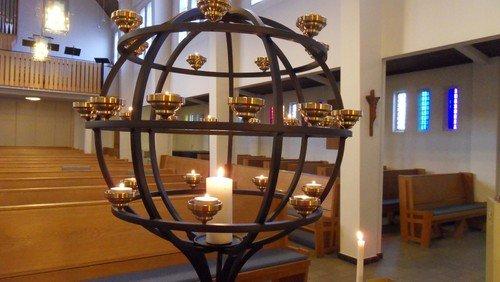Julens andre salmer, gudstjeneste 2. juledag ved Anne Gadsbøll - aflyst