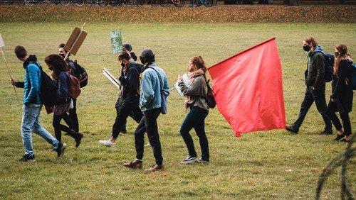 Fællessang: Røde sange og frihedssange