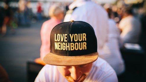 Foredrag: Udkast til Håndbog i næstekærlighed