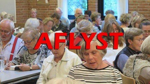 Kom og syng med! Højskolesangbogen A-Å - AFLYST