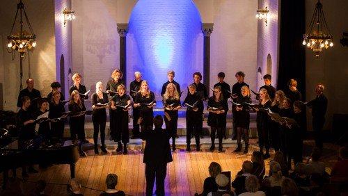 Julekoncert med Sankt Annæ Gymnasiums Kammerkor