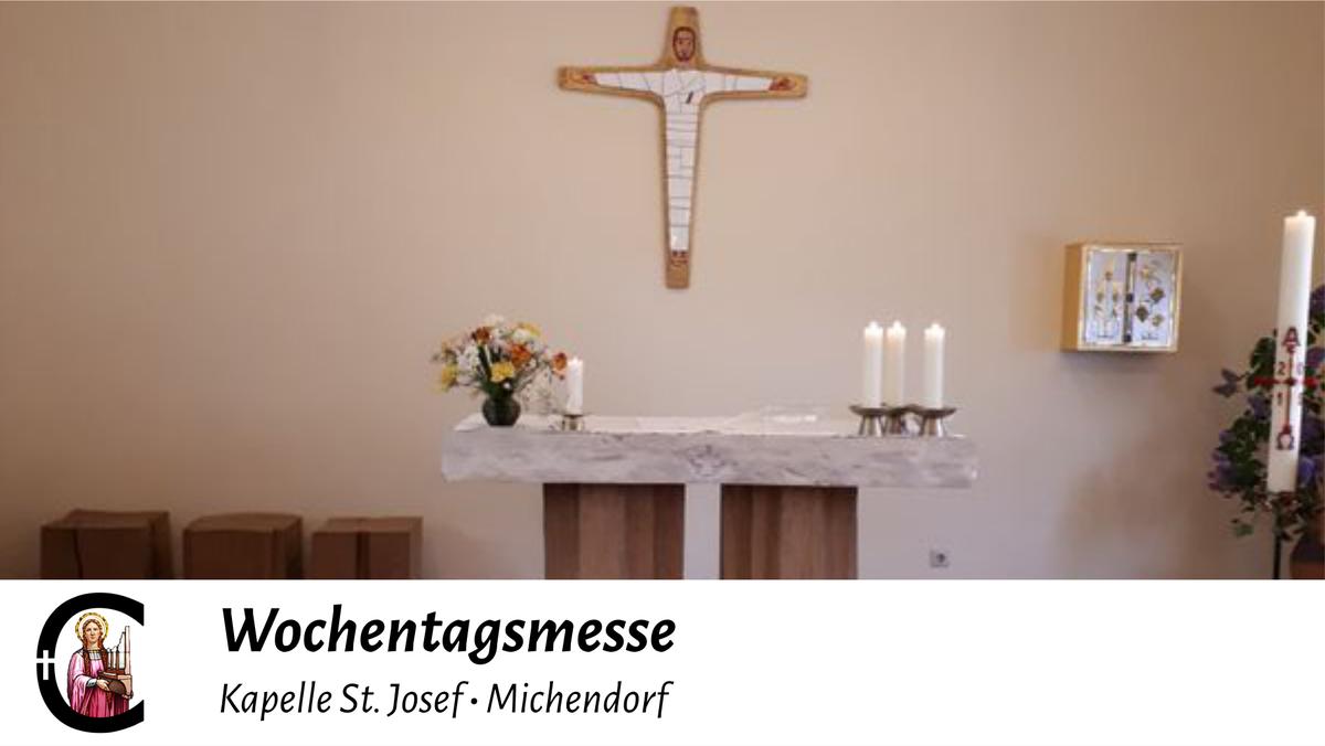 ENTFÄLLT - Heilige Messe Michendorf