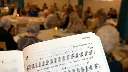 Tirsdagskreds: Havet i fællessang og litteratur