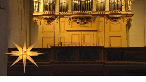 Orgelmusik  zur Christnacht
