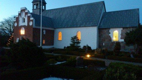 Evensong i Fausing Kirke