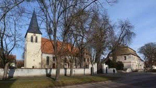 Silvesterandecht in Groß Rosenburg
