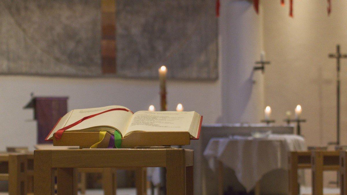 Gudstjeneste v.  Christina I. Wandel